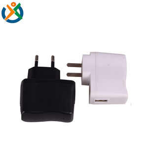 UK charger usb 220 v untuk 110 v plug 2 pin plug adapter