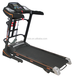 Touch Screen Running Machine Fitness Electric Treadmill Walking Machine Simple and easy folding treadmill