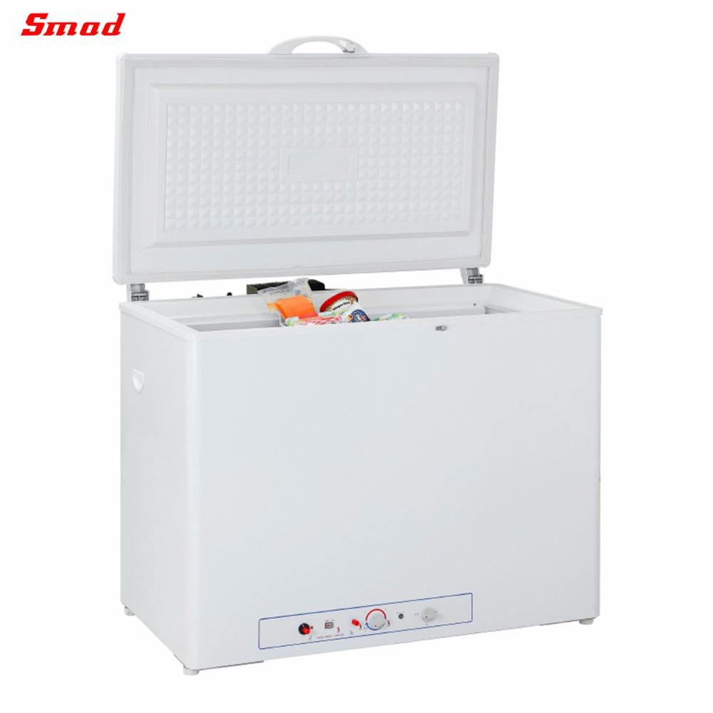 XD200 smad 7.1cuft lpg propane natural gas absorption chest freezer