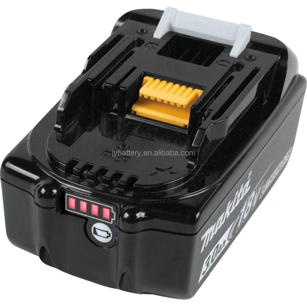 Batteria del Leone 18 V 3000 mAh Al Litio di Ricambio Pack Per BL1830 cordless power tool