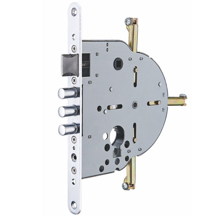 Zinc alloy door mortise lock,door lock with hardware,China Supplier High Quality Safe Door Mortise Lock Body