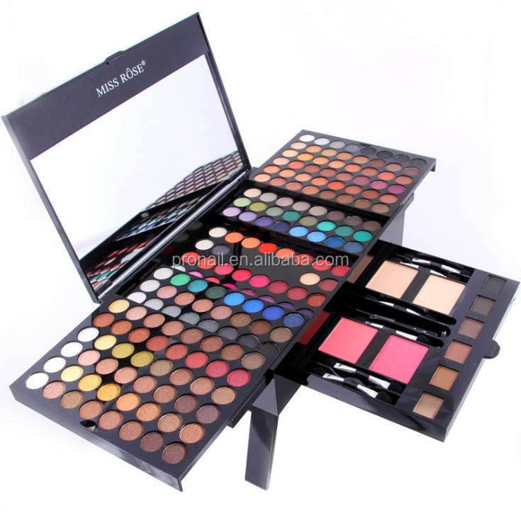 Ready To Ship 190 colors Complete big Piano Makeup Palette set