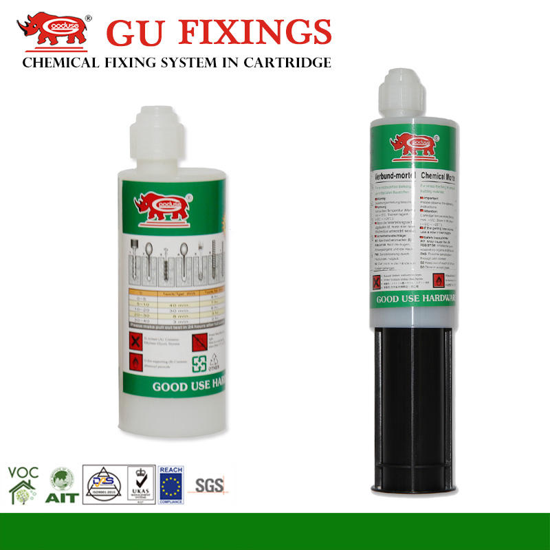 compound epoxy concrete silicone sealant single glue cartridge