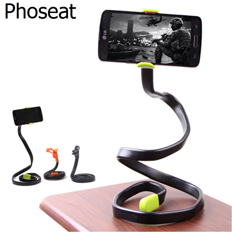 360 Degree Phoseat Phone Stand Lazy Mobile Cellphone Smartphone Desk Holder