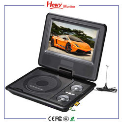 Low Price Portable EVD DVD Player 9 inch