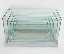 Foshan Nanhai Factory Price All Types Customized Glass Aquarium 5 In 1 Glass Fish Tank