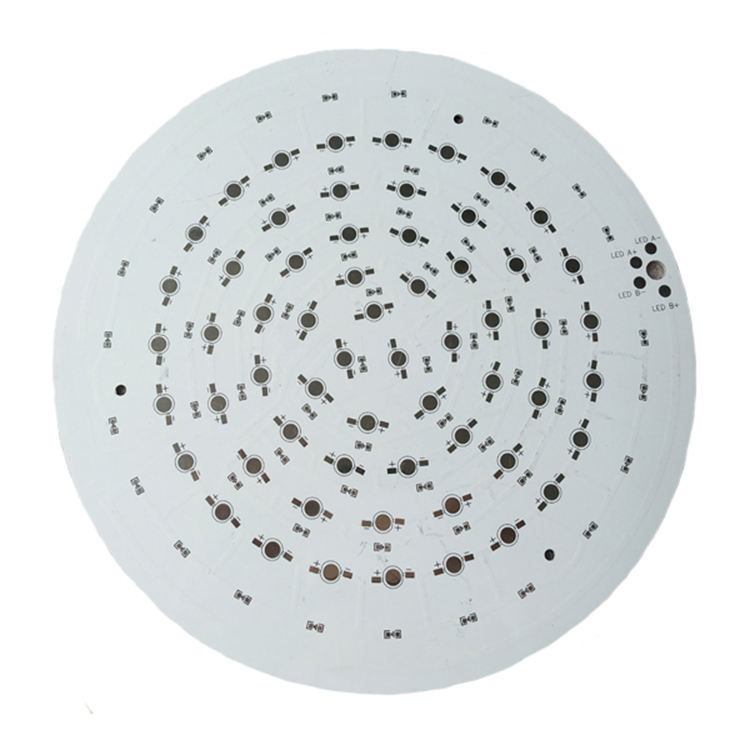 Long Metal Core PCB LED Aluminum Circuit Board Cheap Cost Aluminum PCB