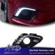 AKD Car Styling led daytime light for MAZDA 6 2015 LED DRL for MAZDA 6 LED drl Fog Light Front Lamp Automobile Accessories