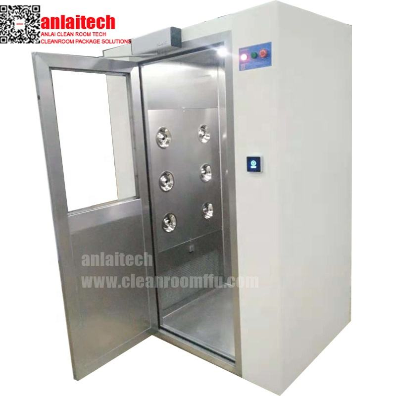 Cleanroom Airlock Air Shower Room