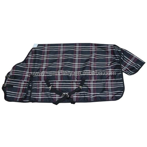 600D winter turnout horse blanket