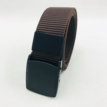 Wholesale Modern webbing belt military nylon canvas belts