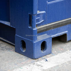China supplies ISO 9001 Container Corner fittings / container conrner castings