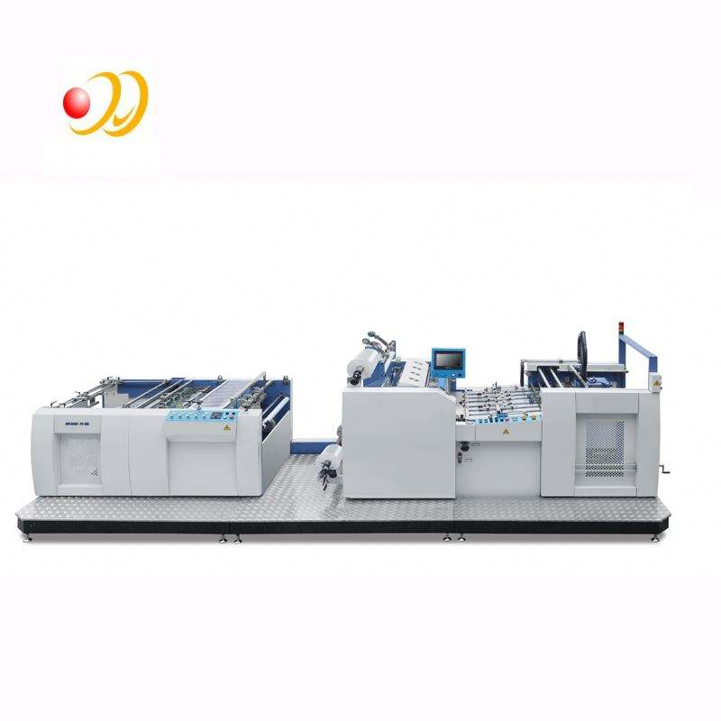 Fully Automatic Double Sided Laminating Machine And Sheets