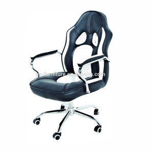 High End Popular True Designs Unique Racing Gaming Modern Computer PU Leather High Back Office Desk Chair Leather Executive