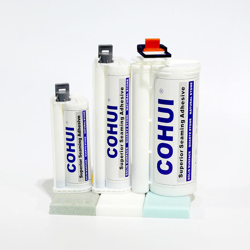 250ML COHUI Manufacturer of Innovative Adhesive Products for Solid Surface, Quartz Surfaces, Natural Stone and Composites