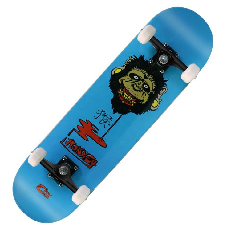 2019 Hot Sale High Quality Chinese North East Maple Skateboard Factory Offer Client Custom Skate Board