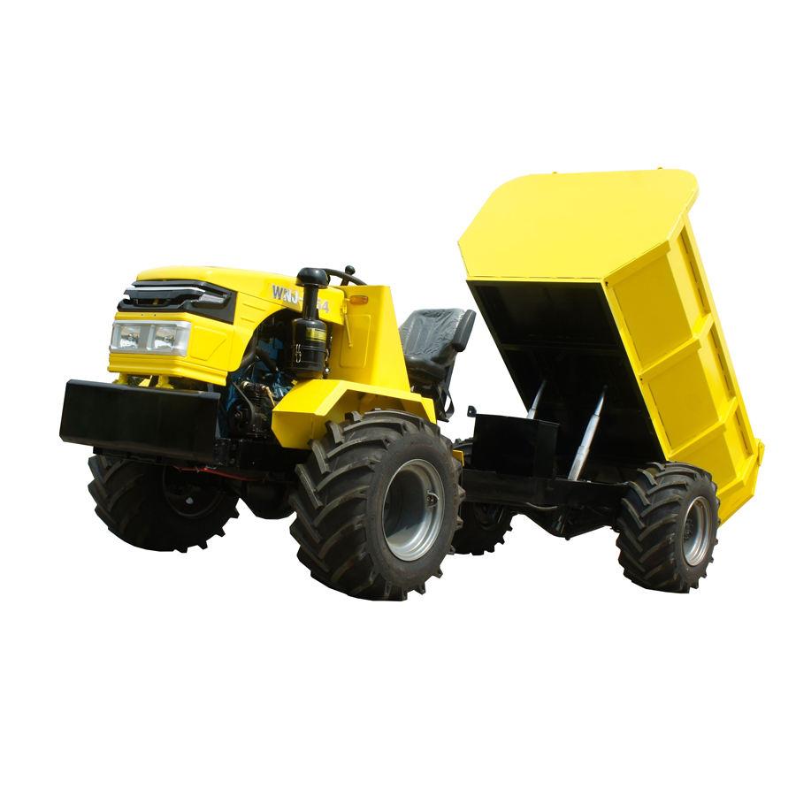 Palm oil plantation 4x4 transporter tractor
