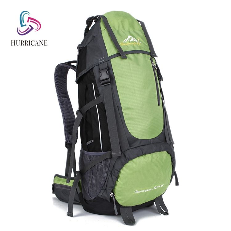 Many Pockets Waterproof Backpack with Carbon Lining