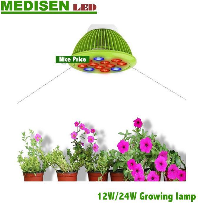 MS-Growlight-Par30 135 w el ufo led crece luces de espectro completo llevado crece la luz