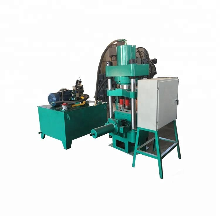 Metal scrap Briquetting machine/metal chips Briquette Machine/sheet metal spinning and froming pressed metal