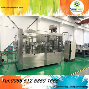 Low Price Small Capacity Linear Type Olive Oil Filling Machine - commission fee for referrer / middleman