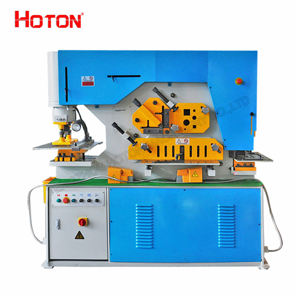 hydraulic ironworker Q35Y-20 punching and shearing machine