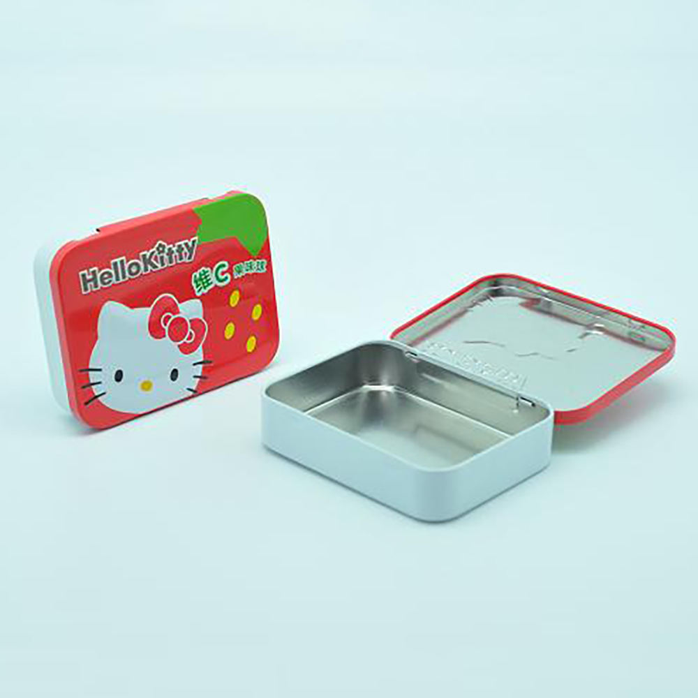 컬러 풀 한 design oem flip small 틴 metal jewelry box