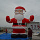 20ft inflatable Christmas Santa Claus, Xmas giant inflatable Santa for sale C1032