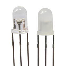 330RG5C-CC 3mm 0.06W Bicolor Red Green LED diode