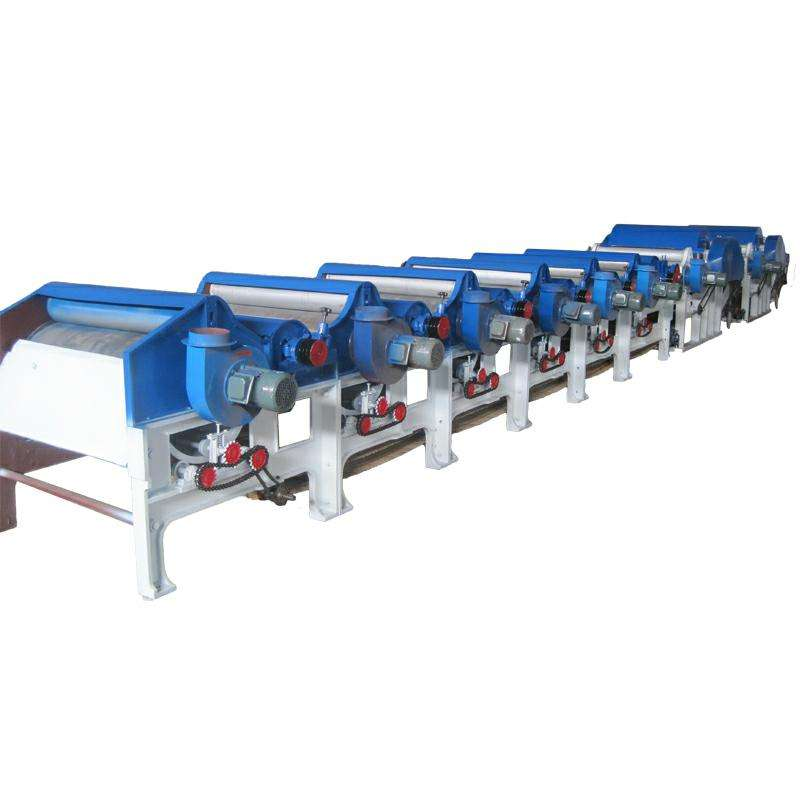 Rd Factory Fabric Recycling Machine for Opening Fiber / Hard Waste / Cotton Yarn / Clothes (180-220K/hr)