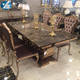 European Classical Royal Marble Dining Table