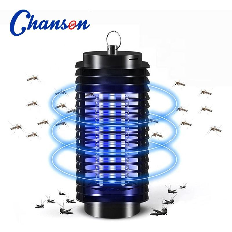 Electrical Mosquito Killer Fly Bug Zapper UV light attract mosquitos lamp for indoor usage