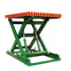 Heavy Duty Scissor Lift with Safety Bellow Stationary Hydraulic Scissor Lift Table