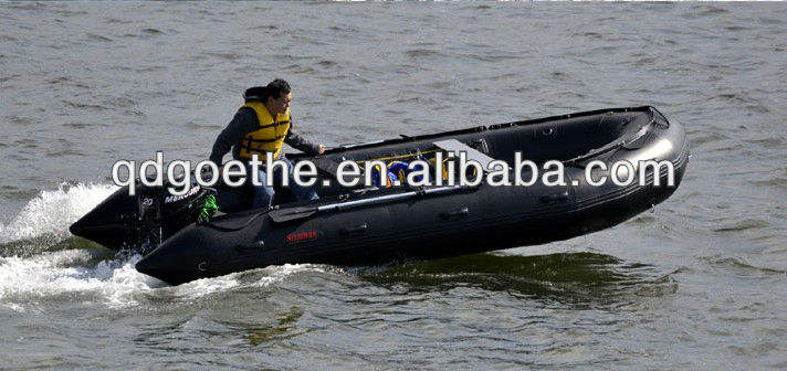 14' Inflatable Rubber Raft Boats GTS430