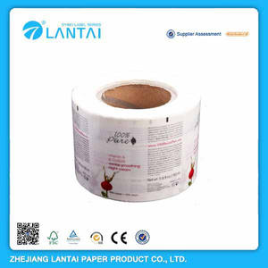 Label new products a4 roll paper