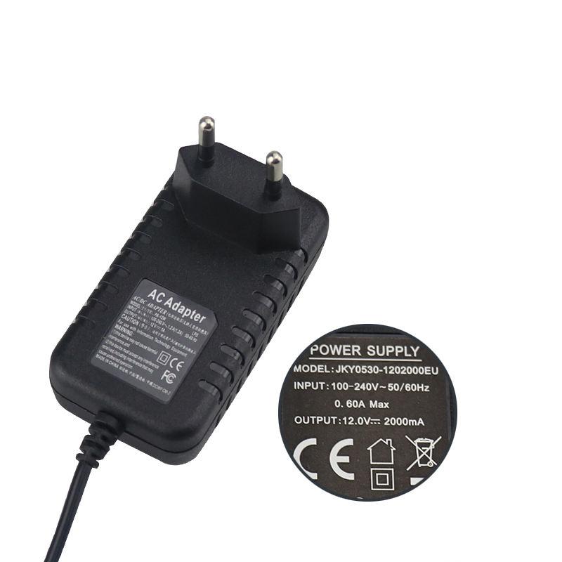 12 В 24 В баланс велосипед зарядное устройство, сетевой адаптер для электронных весов