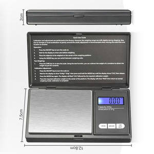 Small Mini Digital Pocket Scale 0.01g Hot Selling Jewelry Balance Scale