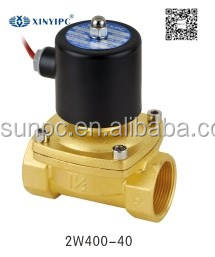 2W040-10 normally colsed 24volt air water solenoid valve 3/8