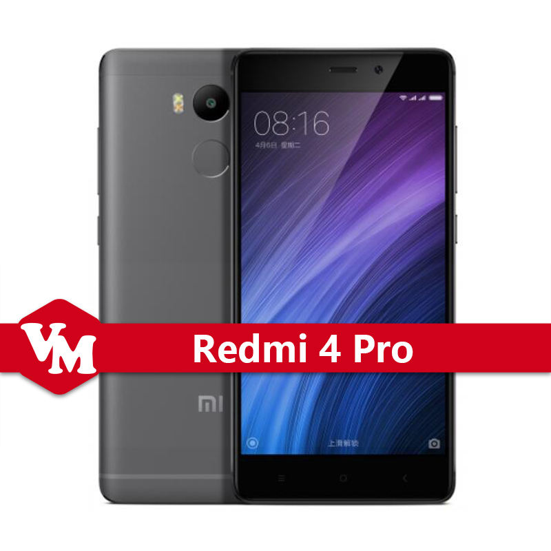 "Original Xiaomi Redmi 4 Pro Prime 3 GB RAM 32 GB ROM Handy Snapdragon 625 Octa-core 5,0 ""FHD Android OS 4G LTE Handy"