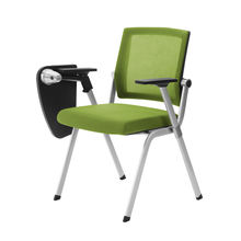 Hot selling meeting  Chair with Writing Pad