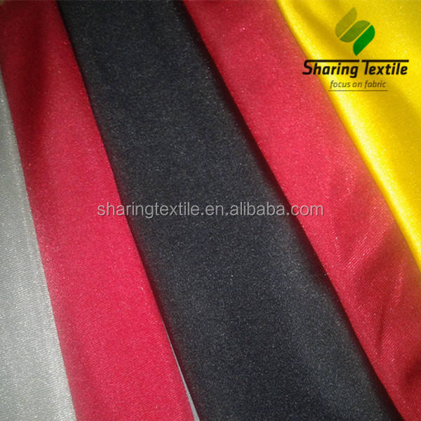 High Quality Stretch Satin Car Covers Fabric/Stretch Satin Auto Covers Fabric/Stretch Satin Covers Fabric
