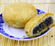 wholesale biscuit and cookies black sesame paste pastry cake