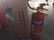 6kg ABC dry powder fire extinguisher EN3