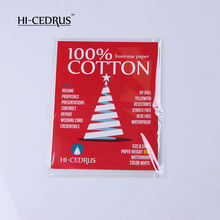 A4 size 100% cotton fiber waterproof paper hot sale products in Germany
