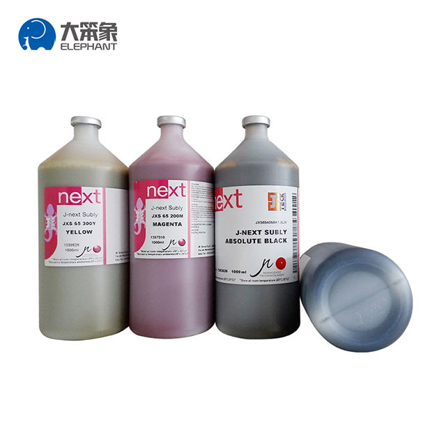 ink mate J-next sublimation dye ink for digital printing tinta sublimation dye ink