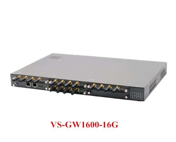 Openvox VS-GW1600-16G Goip GSM Gateway 16 port