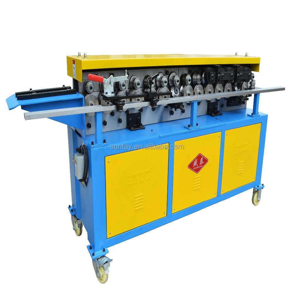 TDF metal flange forming machine metal sheet processing machinery