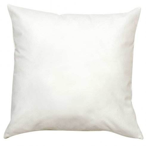 Wholesale Home Decorative 100% Plain dyed Blank White Cotton Canvas Pillow Cover