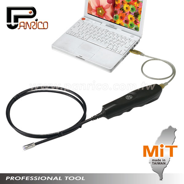 Taiwan 5.5mm lentille D'endoscope USB Caméra Endoscope avec 4 LED IP67 Imperméable