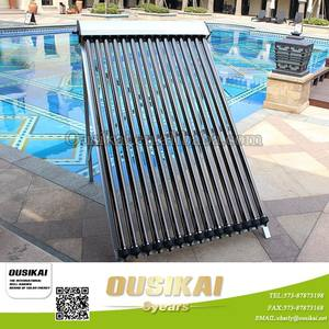 ousikai parabolische zonnecollector heat pipe